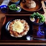 フィッシュジャム - 自家製ツナのキーマ風焼きカレー