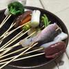 民宿あおば - 料理写真:地元の食材を揚げてくれます