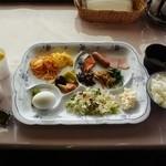 ホテルユニバース - 朝食バイキングの一例