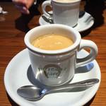 サージョンズカフェ イタリアーノヨコハマ - コーヒー