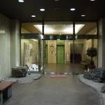 ホテルユニバース - ホテルの入口