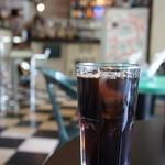 ジャックカフェ - アイスコーヒー