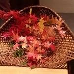 44454242 - 八寸〔15/11/14撮影〕→楓は富士山麓のもの