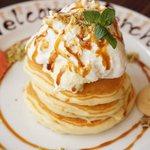 perch - キャラメルパンケーキ