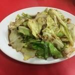 玉泉亭 - 回鍋肉