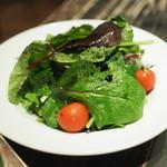 44456850 - 有機野菜リーフサラダ
