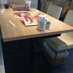 東京純豆腐 - テーブル席