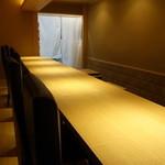 弧玖 - ☆正統派な雰囲気のカウンター席です(●^o^●)☆
