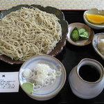 4446968 - 十割蕎麦&辛み大根