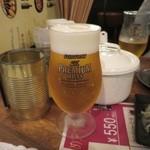 friggi - 生ビール