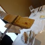 箱根ハイランドホテル ラ・フォーレ - そばで掛けて頂くと素晴らしい香りが
