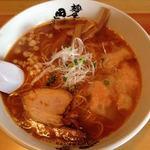 44463441 - 甘エビワンタン麺