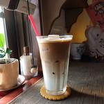 カフェ エアー - アイスカフェラテ