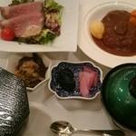 ホテルアクア黒部 - 料理写真:ランチ