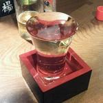 44466168 - 来福ひやおろし600円