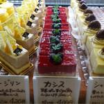 創作洋菓子 モンペリエ -