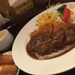 昔洋食 みつけ亭 阪急三番街店 -