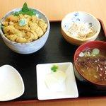 いさばや食堂 - ウニ丼