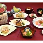 河内長野荘 - 料理写真:冬の四季会席(27.12~)