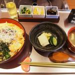 Umekisanchinodaidokoro - 親子丼定食