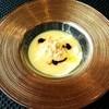 パンチーニ - 料理写真:さつま芋とバルサミコ酢のスープ