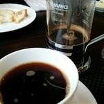 パンチーニ横浜 - 食後のコーヒー