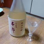 44473100 - オリジナル日本酒 お鍋に良く合う!