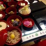 44473267 - 彩り豊かな 精進料理 (((o(*゚▽゚*)o)))
