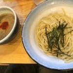 44473751 - 豚骨の煮干しのつけ麺 780円