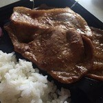 穀倉やまざき - 生姜焼き弁当