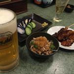 八剣伝 - 料理写真:八剣伝カウンター飲み