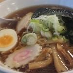 ひまわり - 料理写真:ひまわりラーメン289円
