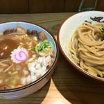 44475060 - 特製つけ麺1050円