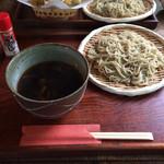 44475072 - 山菜そば(温)