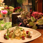 ジムノペティ - お魚料理