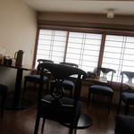 ふじ波 - テーブル席