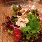 LA LOBROS PAN TABLE CAFE - サラダ