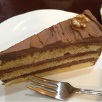 安田珈琲店 - チョコレートケーキ