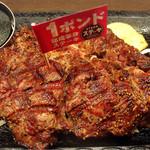 ステーキガスト - 料理写真:1ポンドステーキ