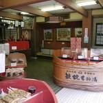 鉄砲不動漬本舗 川村佐平治商店 - いろいろな漬物があります