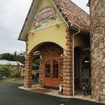 スペイン石窯パン工房 メリチェル - お店の玄関