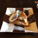 稲忠珈琲庵 - フレンチトースト  500円