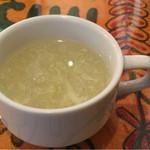 タージマハル エベレスト - スープ。