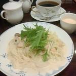 椿屋カフェ - ホリデーランチ