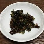 44485603 - 鳴沢菜のしぐれ