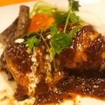 サクラカフェ&レストラン 池袋 - 一等食堂のリヨン風チキンソテー (880円)