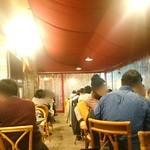 サクラカフェ&レストラン 池袋 - テラス席