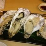 44487617 - 厚岸の牡蠣