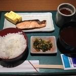 44487763 - 和食セット 600円(税込)