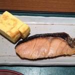 44487766 - 焼魚・玉子焼き